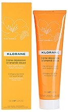 Voňavky, Parfémy, kozmetika Depilačný krém - Klorane Hair Removal Cream