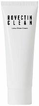 Voňavky, Parfémy, kozmetika Krém na tvár  - Rovectin Clean Lotus Water Cream