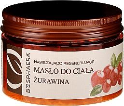 """Voňavky, Parfémy, kozmetika Hydratačný a regeneračný telový olej """"Brusnice"""" - Bosphaera"""