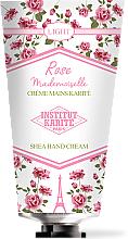 Voňavky, Parfémy, kozmetika Krém na ruky - Institut Karite Rose Mademoiselle Light Shea Hand Cream