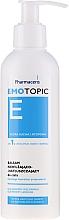Voňavky, Parfémy, kozmetika Hydratačný balzam pre suchú pleť so sklonom k atopickej dermatitídy - Pharmaceris E Emotopic Hydrating Lipid-Replenishing Body Balm