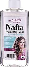 """Voňavky, Parfémy, kozmetika Kondicionér na vlasy """"Petrolej s ricínovým olejom"""" - New Anna Cosmetics"""