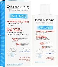Voňavky, Parfémy, kozmetika Šampón stimulujúci a obnovujúci rast vlasov - Dermedic Capilarte Shampoo