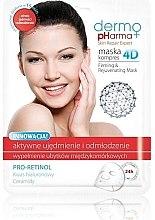 Voňavky, Parfémy, kozmetika Maska na tvár - Dermo Pharma Skin Repair Expert Firming Rejuvenating Mask 4D