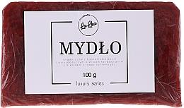 Voňavky, Parfémy, kozmetika Organické antibakteriálne a antivírusové mydlo s olejom z citrónovej travy - Lalka