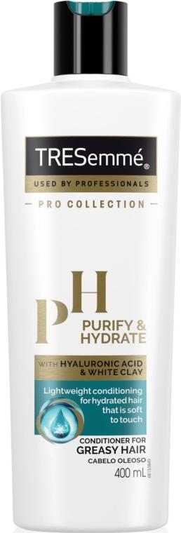 Kondicionér na mastné vlasy - Tresemme Purify & Hydrate Hair Conditioner — Obrázky N1