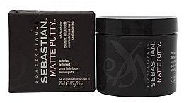 Voňavky, Parfémy, kozmetika Mäkká pasta s matným leskom - Sebastian Professional Matte Putty