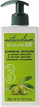 """Voňavky, Parfémy, kozmetika Čistiaci gél na tvár, ruky a telo """"Olive"""" - Naturalium Revitalizing Cleansing Gel"""