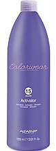 Voňavky, Parfémy, kozmetika Aktivátor farby - Alfaparf Color Wear Activator 15 vol. 4,5%