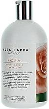Voňavky, Parfémy, kozmetika Sprchový a kúpeľový gél - Acca Kappa Rose Bath Shower