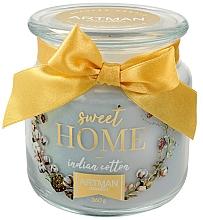 Voňavky, Parfémy, kozmetika Vonná sviečka - Artman Sweet Home