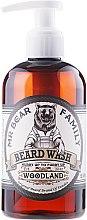 Voňavky, Parfémy, kozmetika Šampón pre bradu - Mr. Bear Family Beard Wash Woodland