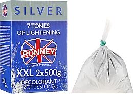 Voňavky, Parfémy, kozmetika Púder na zosvetlenie vlasov až o 7 tónov - Ronney Dust Free Bleaching Powder Classic