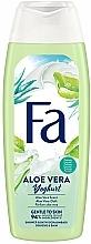 """Voňavky, Parfémy, kozmetika Sprchový gél """"Yoghurt. Aloe vera"""" - Fa"""