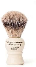 Voňavky, Parfémy, kozmetika Štetka na holenie, S2233 - Taylor of Old Bond Street Shaving Brush Super Badger size S