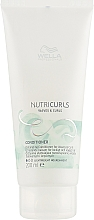 Voňavky, Parfémy, kozmetika Kondicionér na kučeravé vlasy - Wella Professionals Nutricurls Lightweicht Conditioner