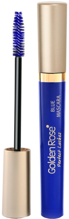 Maskara - Golden Rose Perfect Lashes Blue Mascara