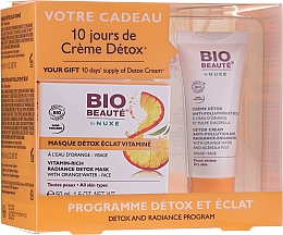Voňavky, Parfémy, kozmetika Sada na tvár  - Nuxe Detox Set (mask/50ml+cream/15ml)