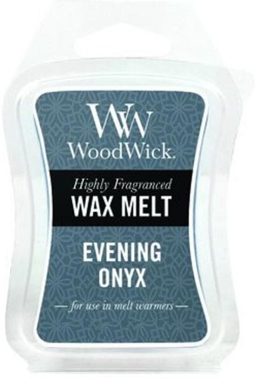 Vonný vosk - WoodWick Wax Melt Evening Onyx — Obrázky N1