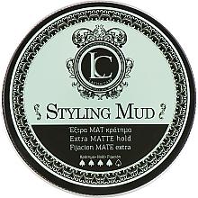 Voňavky, Parfémy, kozmetika Pánska matná hlina pre silnú fixáciu - Lavish Care Styling Mud Extra Matte Hold