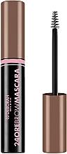 Voňavky, Parfémy, kozmetika Maskara na obočie - Deborah 24ore Brow Mascara