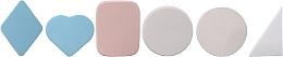 Voňavky, Parfémy, kozmetika Latexové špongií na make-up, 498982, 24 ks - Inter-Vion №2