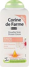 """Voňavky, Parfémy, kozmetika Sprchovací krém """"Mandle"""" - Corine De Farme Shower Cream"""