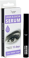 Voňavky, Parfémy, kozmetika Sérum na mihalnice a obočie - Sincero Salon Lash & Brow Serum
