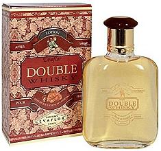 Voňavky, Parfémy, kozmetika Evaflor Double Whisky - Lotion po holení