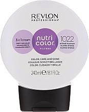 Voňavky, Parfémy, kozmetika Tónovací krém-balzam vlasy, 240 ml - Revlon Professional Nutri Color Filters