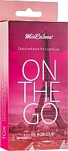 Voňavky, Parfémy, kozmetika Sada cestovných pilníkov na nohy Bonjour - MiaCalnea On The Go Bonjour