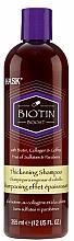 Voňavky, Parfémy, kozmetika Zahusťujúci šampón pre tenké vlasy s biotínom - Hask Biotin Boost Thickening Shampoo