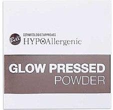 Voňavky, Parfémy, kozmetika Kompaktný púder na tvár - Bell HypoAllergenic Glow Pressed Powder