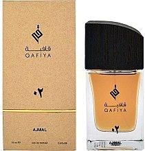 Voňavky, Parfémy, kozmetika Ajmal Qafiya 2 - Parfumovaná voda