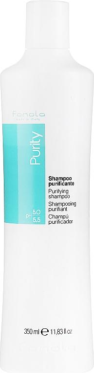 Šampón proti lupinám - Fanola Purity Anti-Dandruff Shampoo