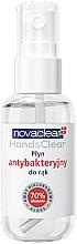Voňavky, Parfémy, kozmetika Antibakteriálny sprej na ruky - Novaclear Hands Clear