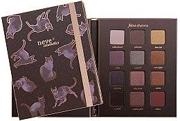 Voňavky, Parfémy, kozmetika Paleta očných tieňov - Neve Cosmetics Feline Dreams Eyeshadow Palette
