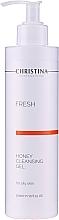 Voňavky, Parfémy, kozmetika Medové mydlo pre mastnú pleť - Christina Fresh Honey Cleansing Gel