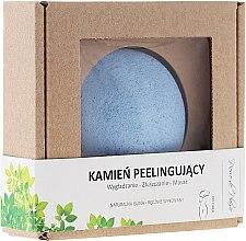 Voňavky, Parfémy, kozmetika Prírodný kameň na peeling na tvár, tyrkýsovy - Pierre de Plaisir Natural Scrubbing Stone Body