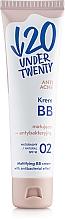 Voňavky, Parfémy, kozmetika BB Krém - Under Twenty Anti Acne Matting Cream