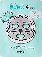 """Voňavky, Parfémy, kozmetika Maska """"Čistiace póry"""" - Skin79 Animal Mask"""