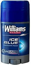 Voňavky, Parfémy, kozmetika Dezodorant v tyčinke - Williams Expert Ice Blue Deodorant Stick