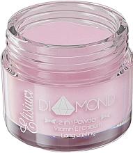 Voňavky, Parfémy, kozmetika Púder na nechty - Elisium 2 in 1 Powder