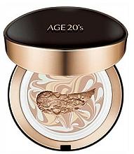 Voňavky, Parfémy, kozmetika Krémový púder na tvár, s vymeniteľnou jednotkou - AGE 20's Signature Pact Intense Cover SPF50+/PA+++