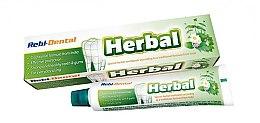 Voňavky, Parfémy, kozmetika Zubná pasta s bylinkami - Mattes Rebi-Dental Herbal Toothpaste