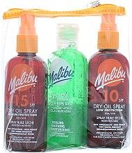 Voňavky, Parfémy, kozmetika Sada - Malibu (b/oil/100ml + b/oil/100ml + b/gel/100ml)