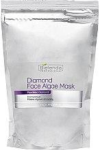Voňavky, Parfémy, kozmetika Diamantová alginátová maska - Bielenda Professional Diamond Face Algae Mask (rezervný blok)