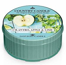 Voňavky, Parfémy, kozmetika Vonná sviečka - Kringle Candle Cilantro, Apple & Lime