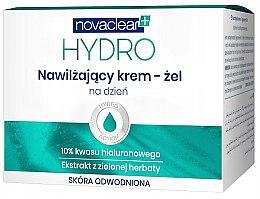 Voňavky, Parfémy, kozmetika Denný hydratačný krémový gél na tvár - Novaclear Hydro Day Cream