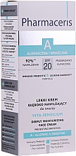 Voňavky, Parfémy, kozmetika Krém hlboko zvlhčujúci pre tvár - Pharmaceris A Vita Sensilium Deeply Moisturizing Cream